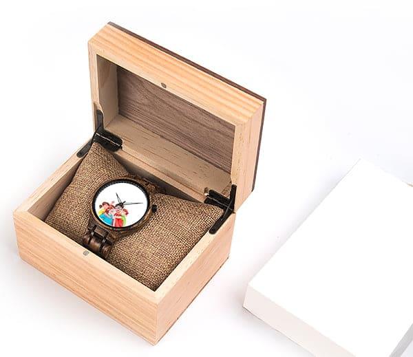 bobo bird personalized photo watches 5