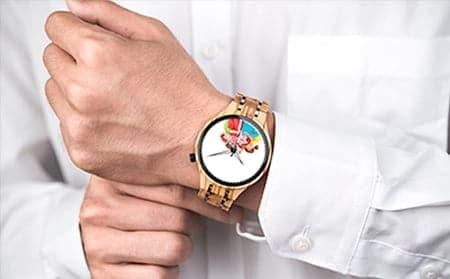bobo bird personalized photo watches 8