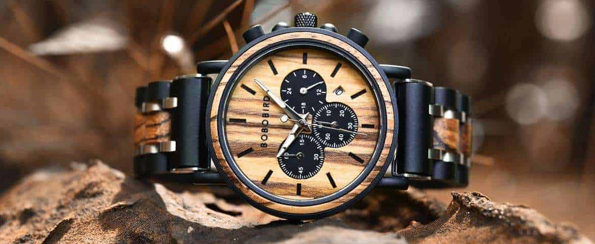 wooden watches for men Horizons Series