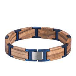 Handmade Natural Ebony Wooden Bracelets – Folk