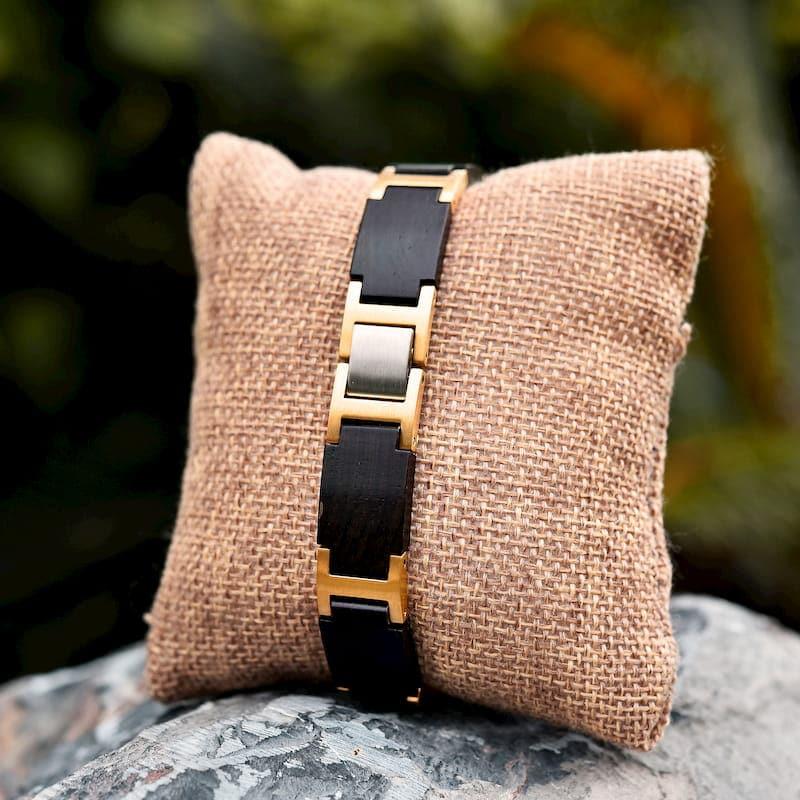 Wooden Bracelets GT039-1B-3