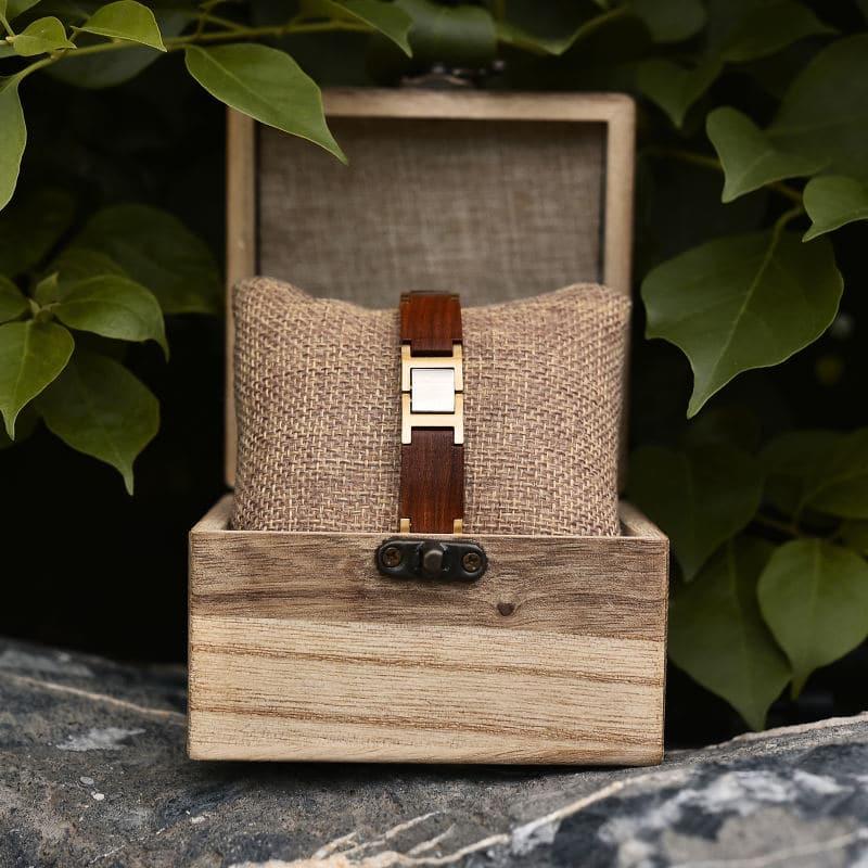 Wooden Bracelets GT039-2B-4