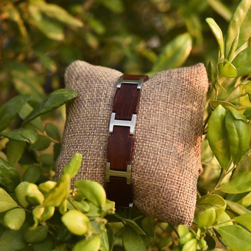 Wooden Bracelets GT039 3B 11 BOBO BIRD