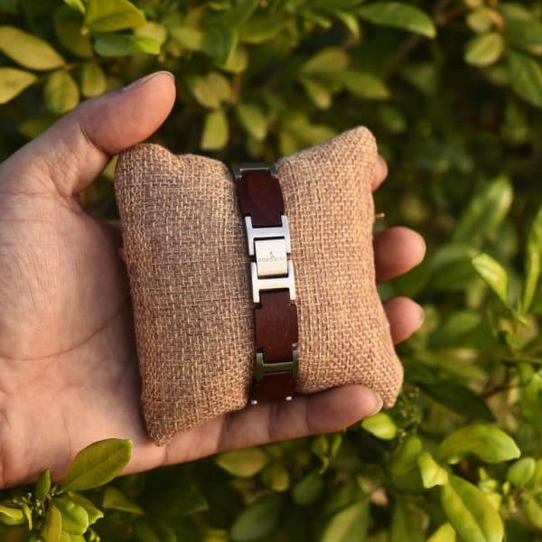 Wooden Bracelets GT039 3B 12