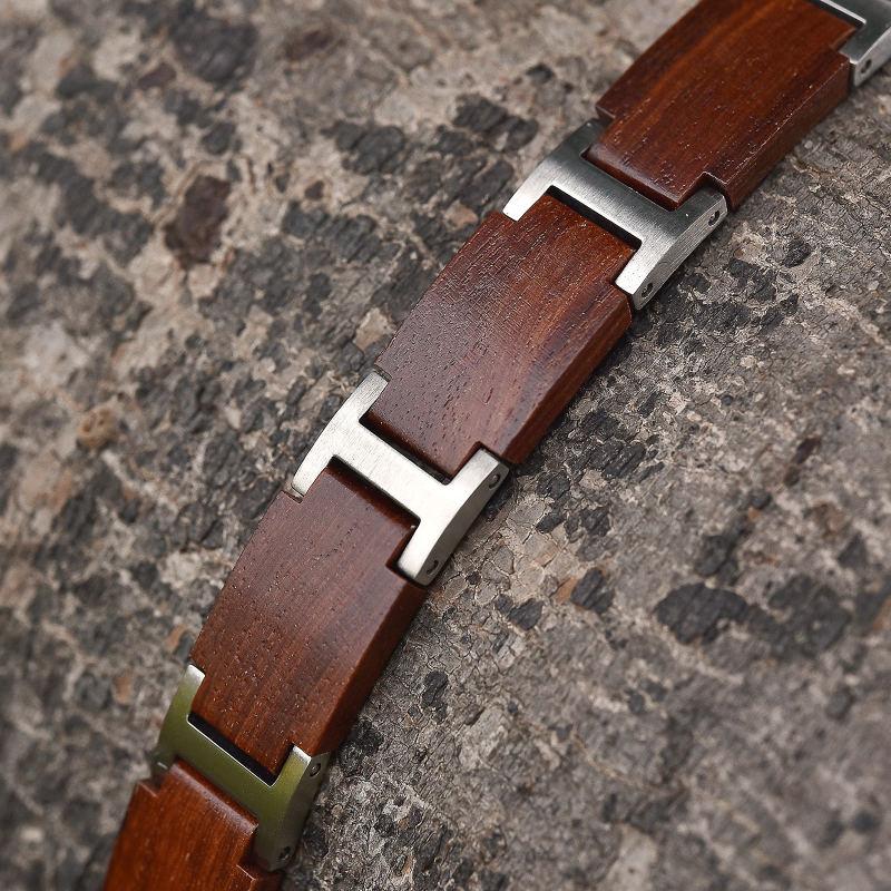 Wooden Bracelets GT039-3B-5