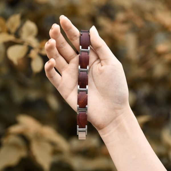 Wooden Bracelets GT039 3B 9