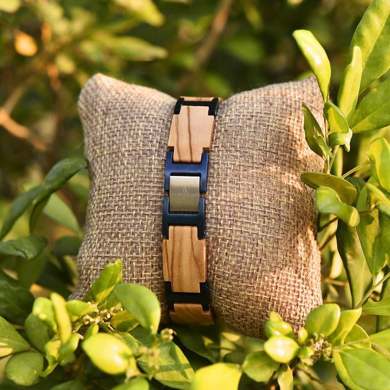 Wooden Bracelets GT039-4B-10