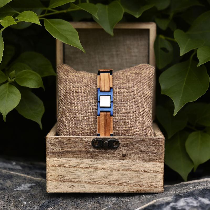 Wooden Bracelets GT039-4B-4