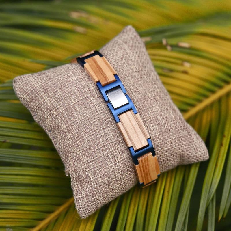 Wooden Bracelets GT039-4B-7