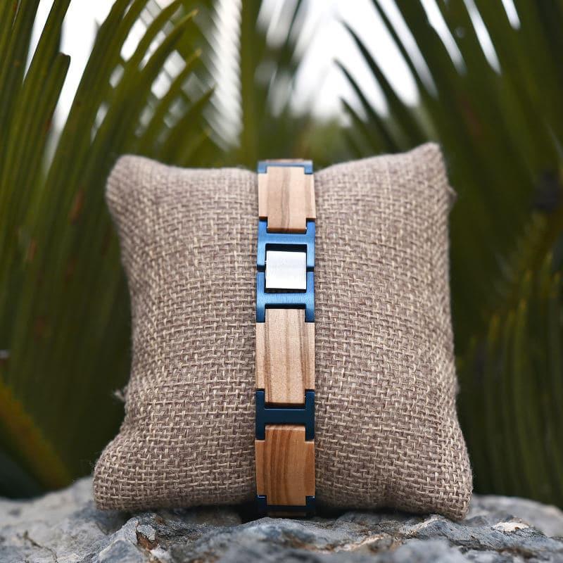 Wooden Bracelets GT039-4B-8
