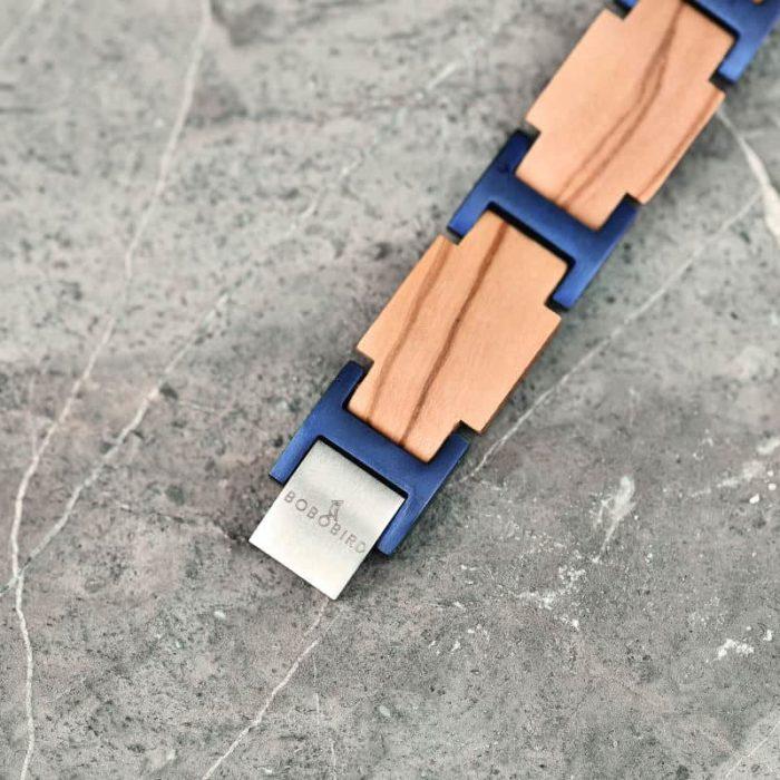 Wooden Bracelets GT039 4B 9 BOBO BIRD