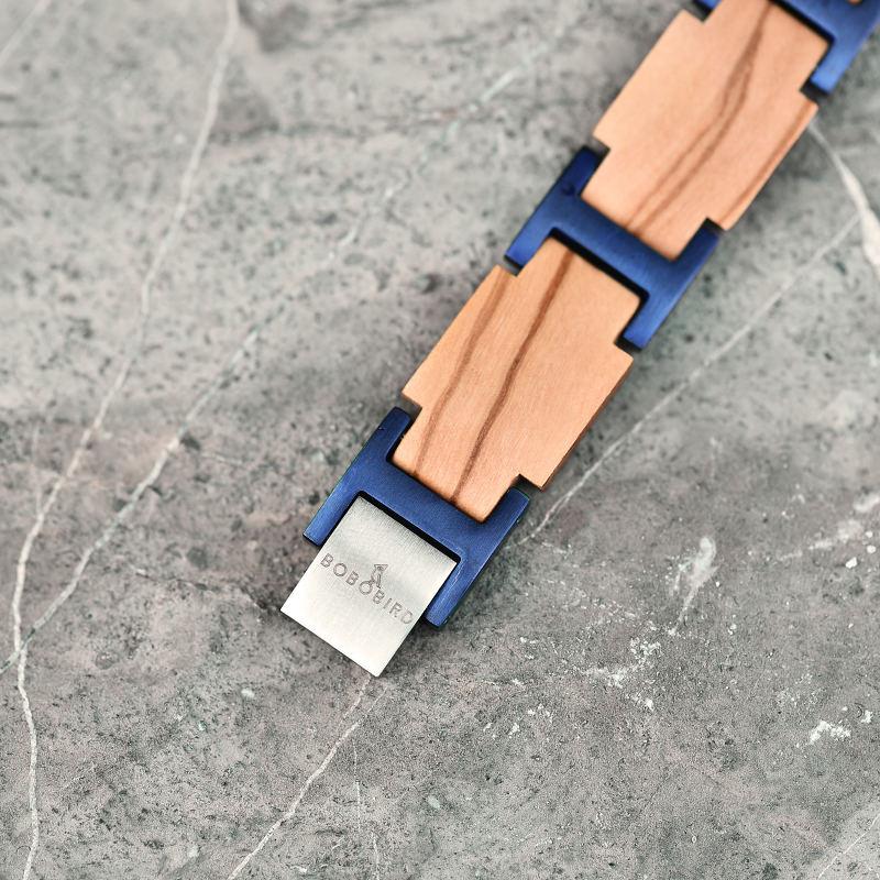 Wooden Bracelets GT039-4B-9