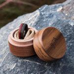 Wood Ring, 5 Year Anniversary Wooden Ring, Custom Wooden Ring Men Wood Ring Men Ring Mens Jewelry Mens wooden ring Wood rings for men GSP11-01K