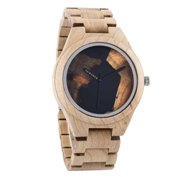 Naturally Unique Wood Resin Watch - Engin