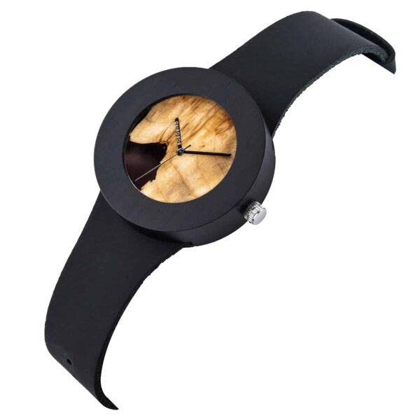 Naturally Unique Wood Resin Watch - Anita