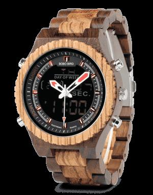 bobo bird wood watch