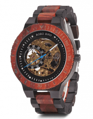 Automatic Mechanical Wood Watches