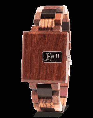 Men Wooden Quartz Watch