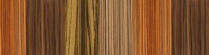 zebra wood grain